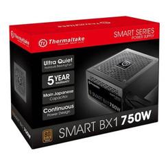 Thermaltake  PS-SPD-0750NNFABU-1 Smart BX1 750W ATX Power Supply