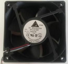 Delta AFC1212DE-SP02-PWM (Dell P/N Y4574) 120X38mm Extreme HI Speed Fan, PWM 4PIN