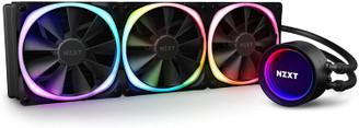 NZXT  RL-KRX73-R1  Kraken X73 RGB 360mm Aer RGB Fan Liquid Cooler