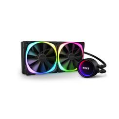 NZXT  RL-KRX63-R1  Kraken X63 RGB 280mm Aer RGB Fan Liquid Cooler
