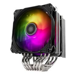 Silverstone SST-HYD120-ARGB Hydrogon D120 ARGB Dual Tower Dual 120mm ARGB Fans