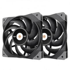 Thermaltake CL-F082-PL12BL-A TOUGHFAN 12 High Static Pressure Radiator Fan (2 Fan Pack)