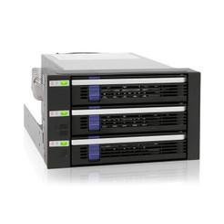 ICY DOCK MB153SP-B 3 x 3.5inch SATA HDD Backplane RAID Cage