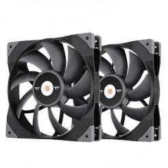 Thermaltake CL-F085-PL14BL-A TOUGHFAN 14 High Static Pressure Radiator Fan (2 Fan Pack)
