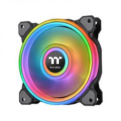 Thermaltake CL-F088-PL12SW-C Riing Quad 12 RGB Radiator Fan TT Premium Edition Single Fan Pack