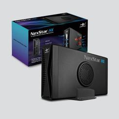"""Vantec NST-387S3-BK  NexStar HX 3.5"""" SATA III Hard Drive Enclosure USB 3.0"""