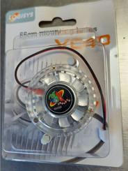 Logisys VC40 VGA Card Cooler 55mm Mounting Holes