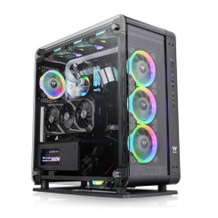 Thermaltake  CA-1V2-00M1WN-00 Core P6 Tempered Glass Mid Tower Chassis