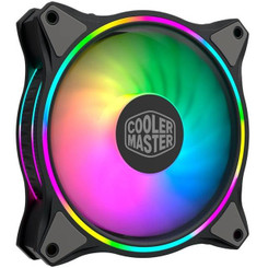 CoolerMaster MFL-B2DN-18NPA-R1 MasterFan MF120 Halo ARGB PWM Fan