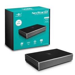 Vantec NST-371C31-BK  NexStar GX USB 3.1 Gen 2 Type-C 3.5 SATA HDD/SSD Enclosure