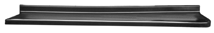 1947-53 C-10 running board assembly for shortbed rt