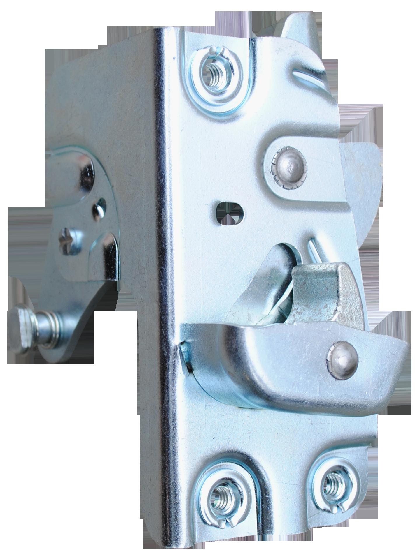 1952-55 C10 door latch assembly 1st design 3100/3600
