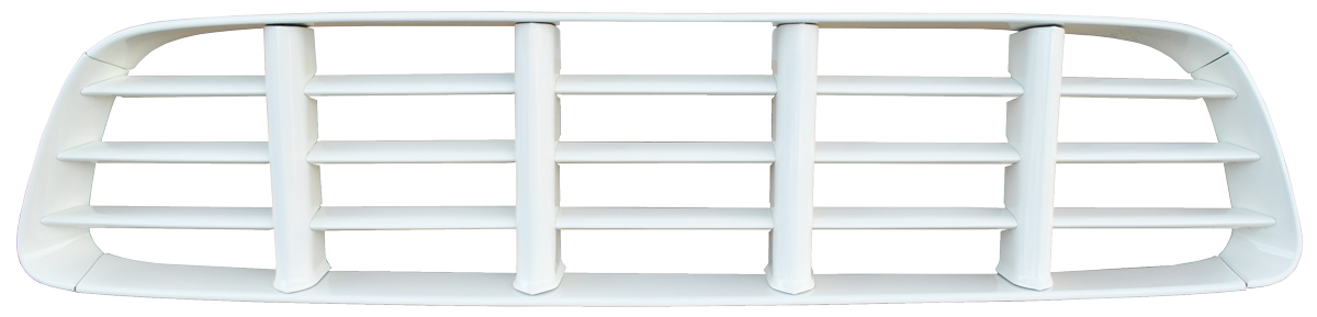 1955-56 GM Truck grille painted white