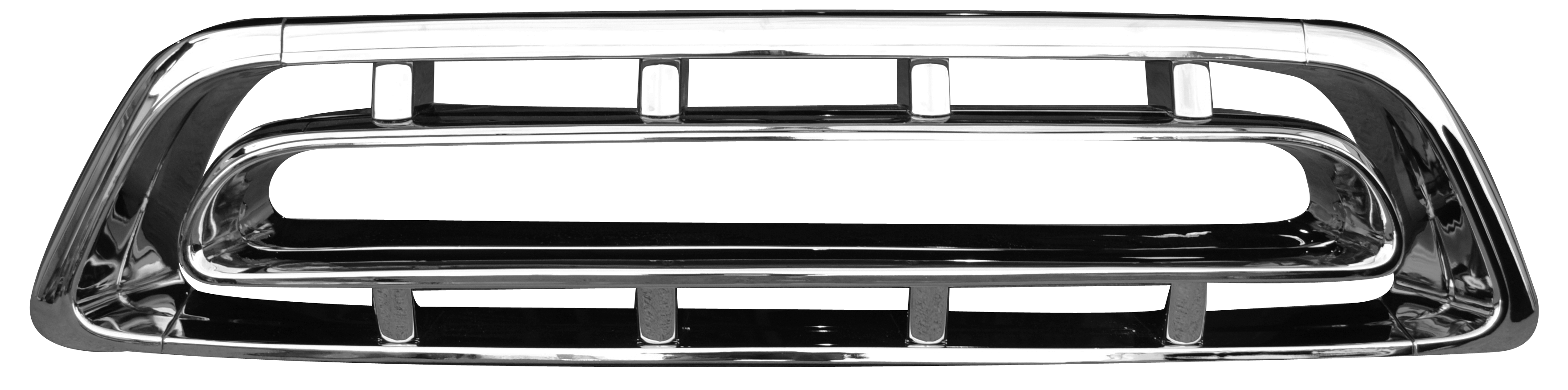 1957 C-10 grille assembly chrome