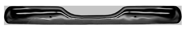 1955-59 C10 rear stepside bumper paintable