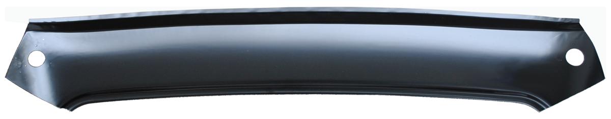 1955-59 GM truck upper inner roof panel