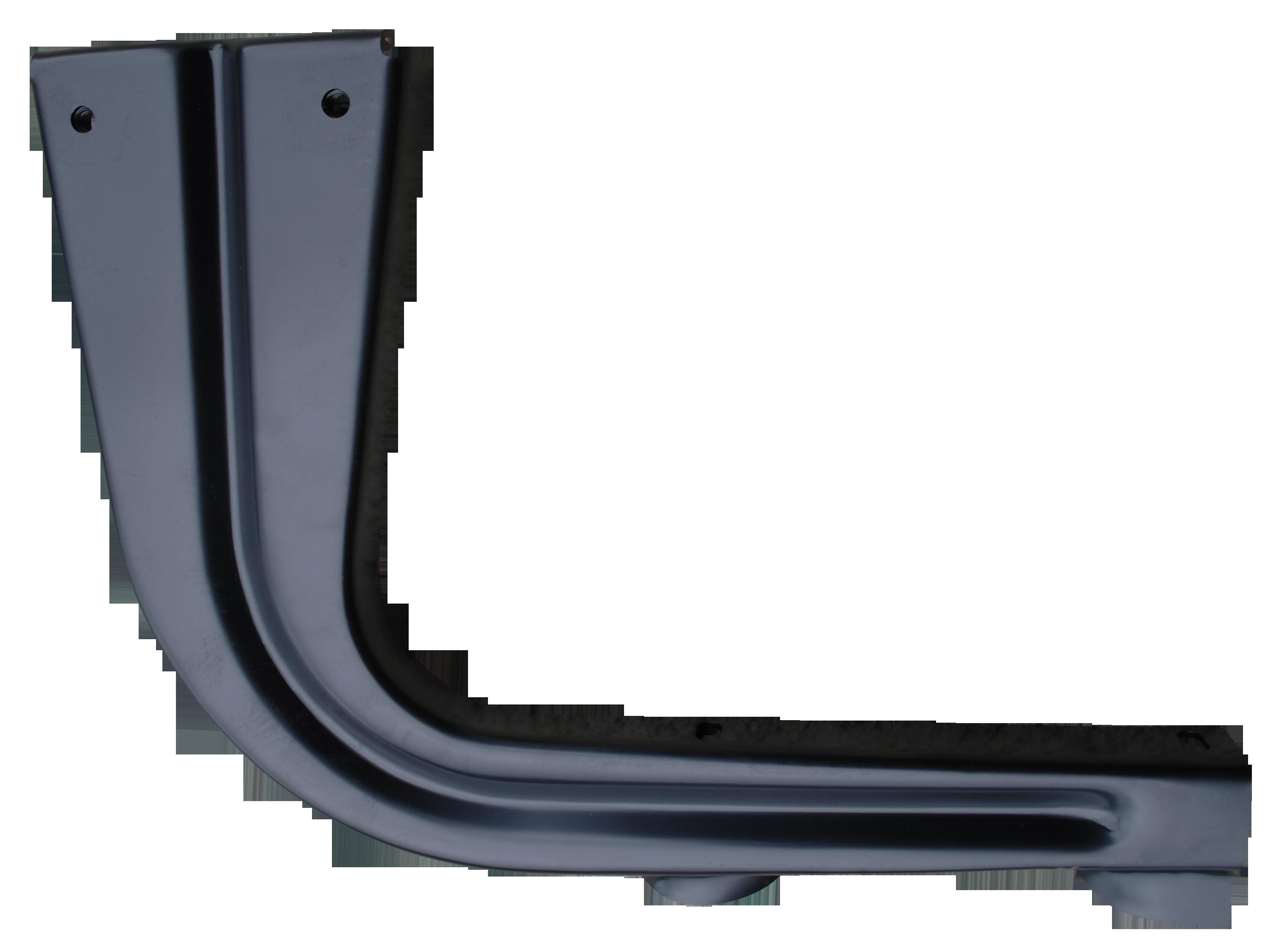 1955-59 C10 bedside step support brace lt