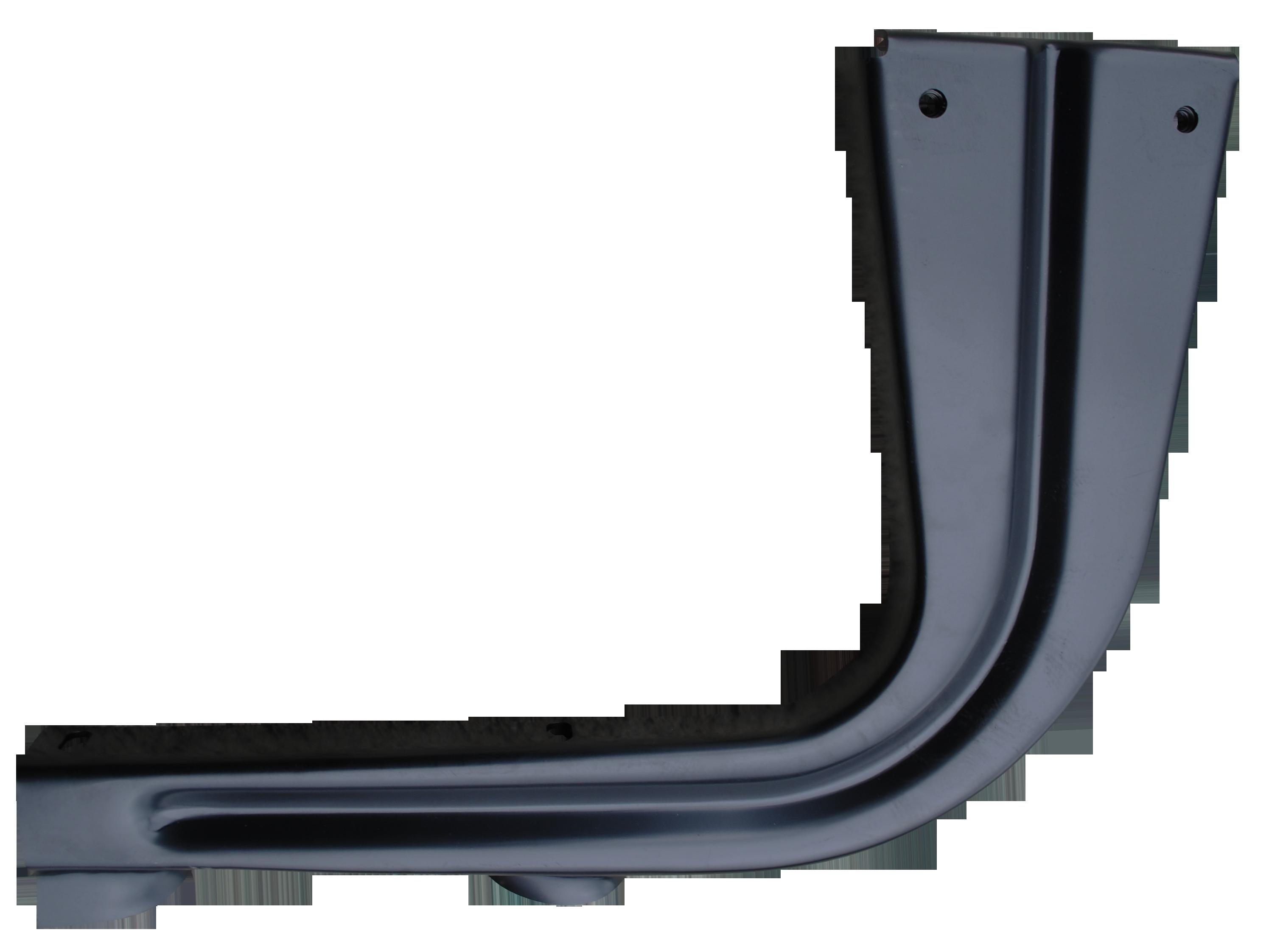 1955-59 C10 bedside step support brace rt