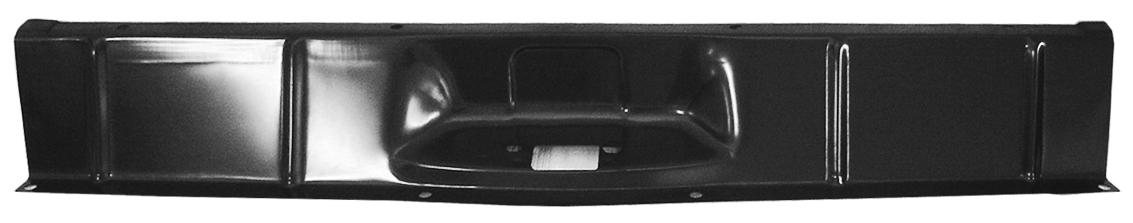 1955-57 C10 hood latch panel