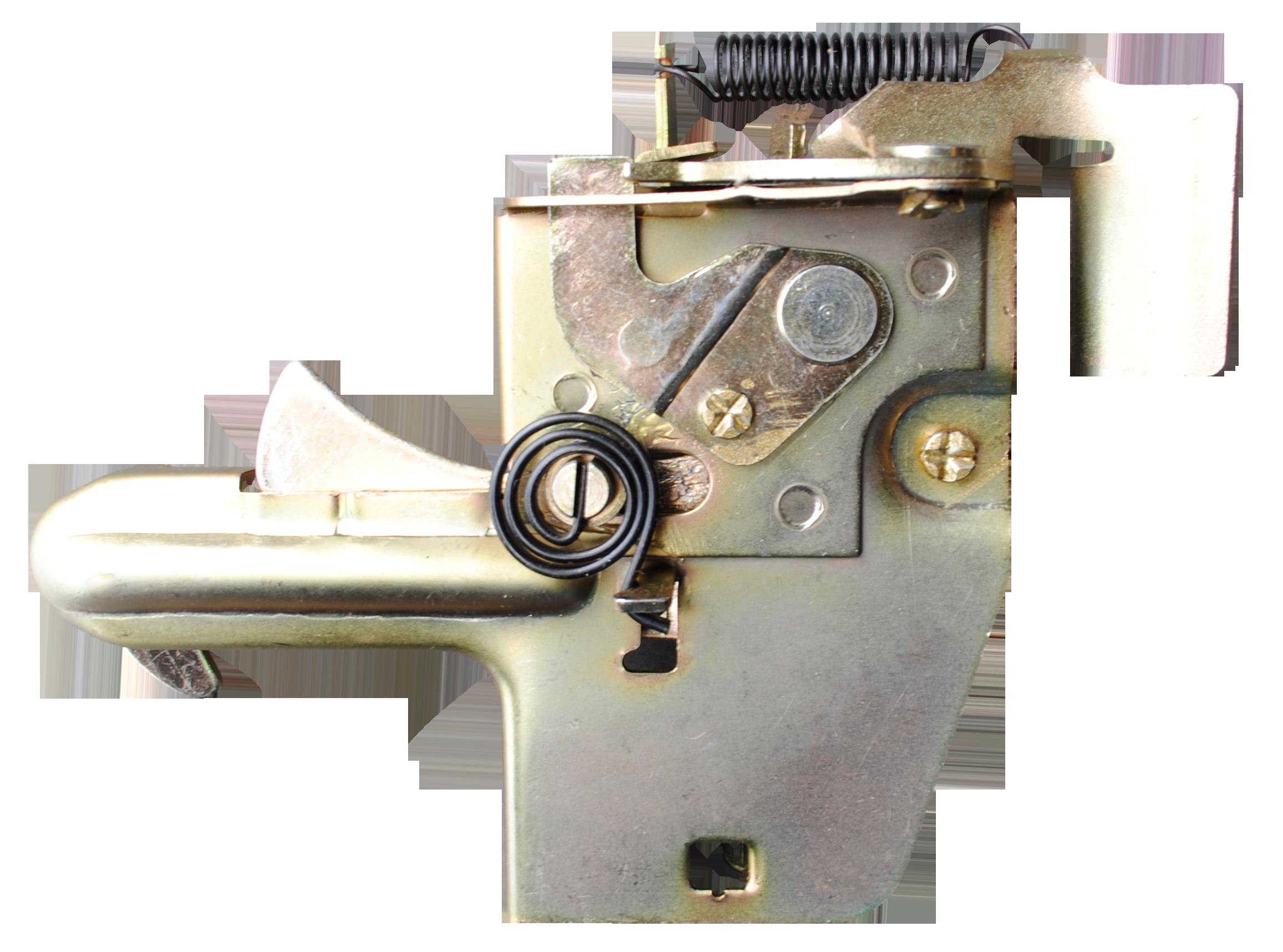 1958-59 C10 hood latch assembly
