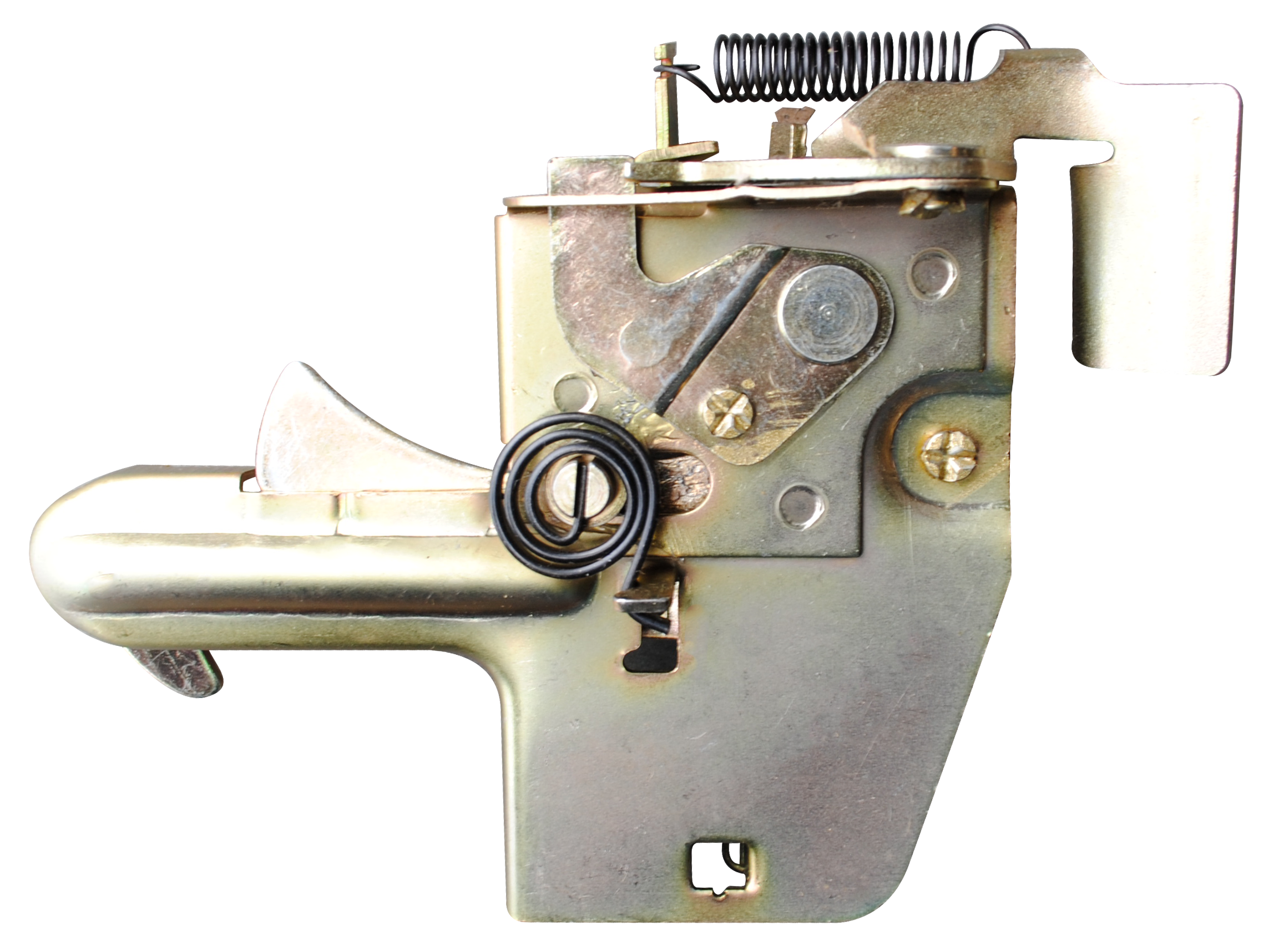 1958-59 C10 hood latch assembly
