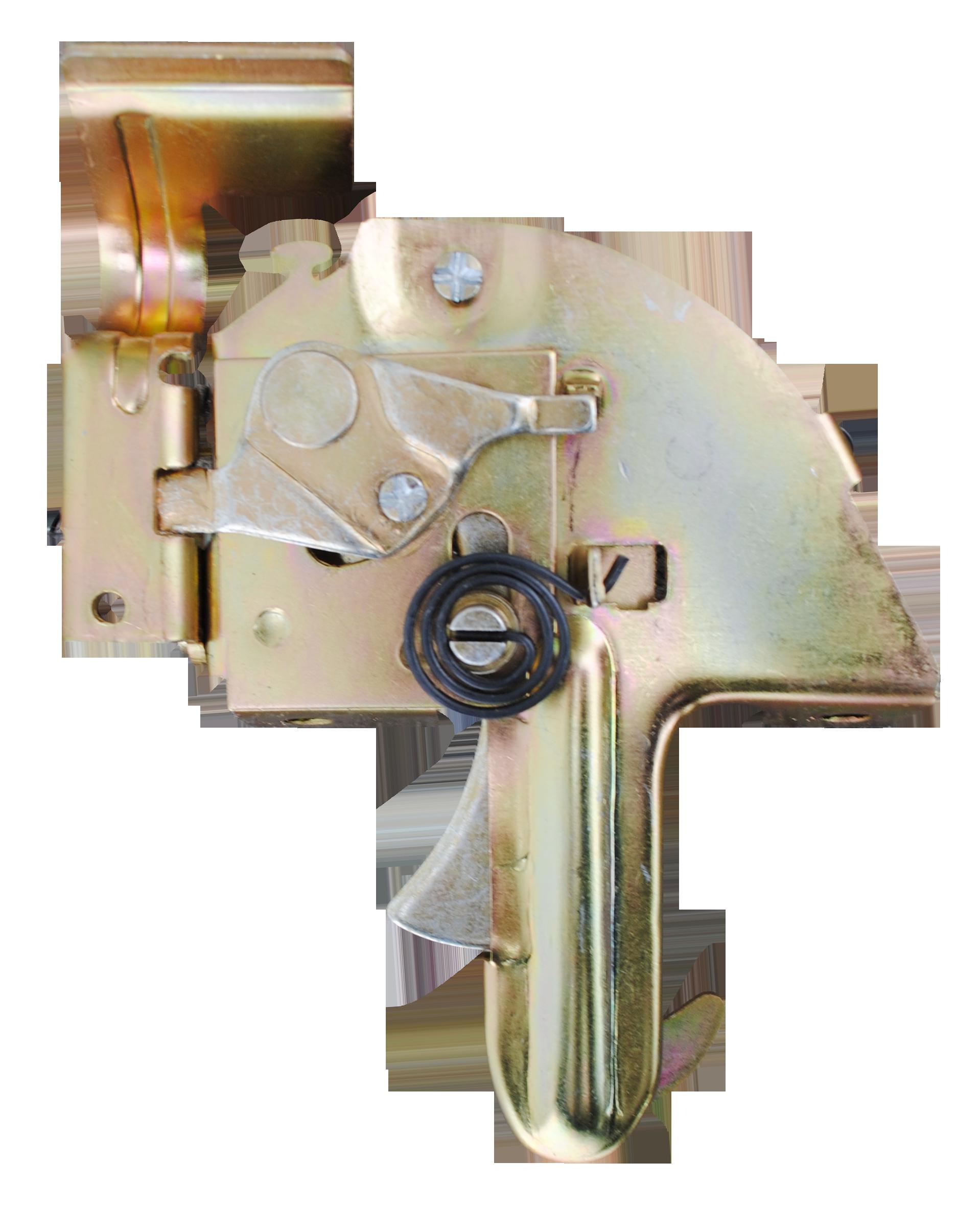 1955-57 C10 hood latch assembly