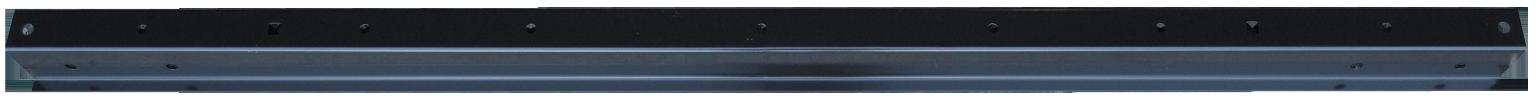 1955-59 C-10 bed cross sill stepside w/bracket holes