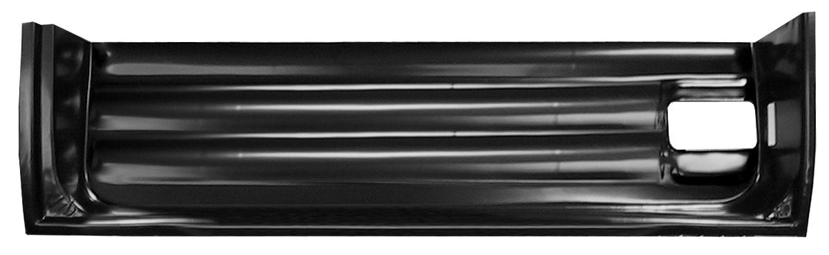 1955-59 C10 inner door bottom rt