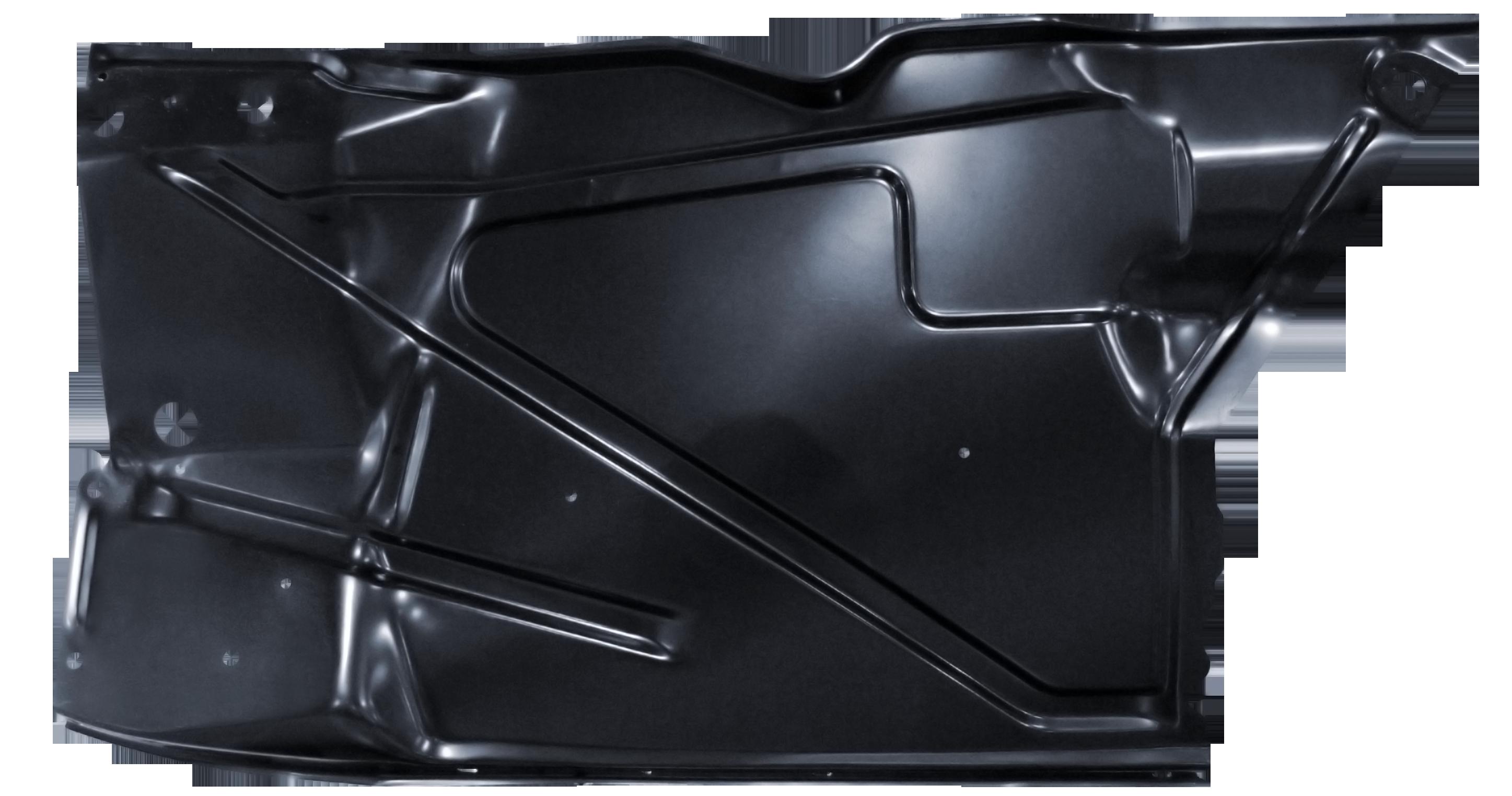 1955-57 C-10 front inner fender lt