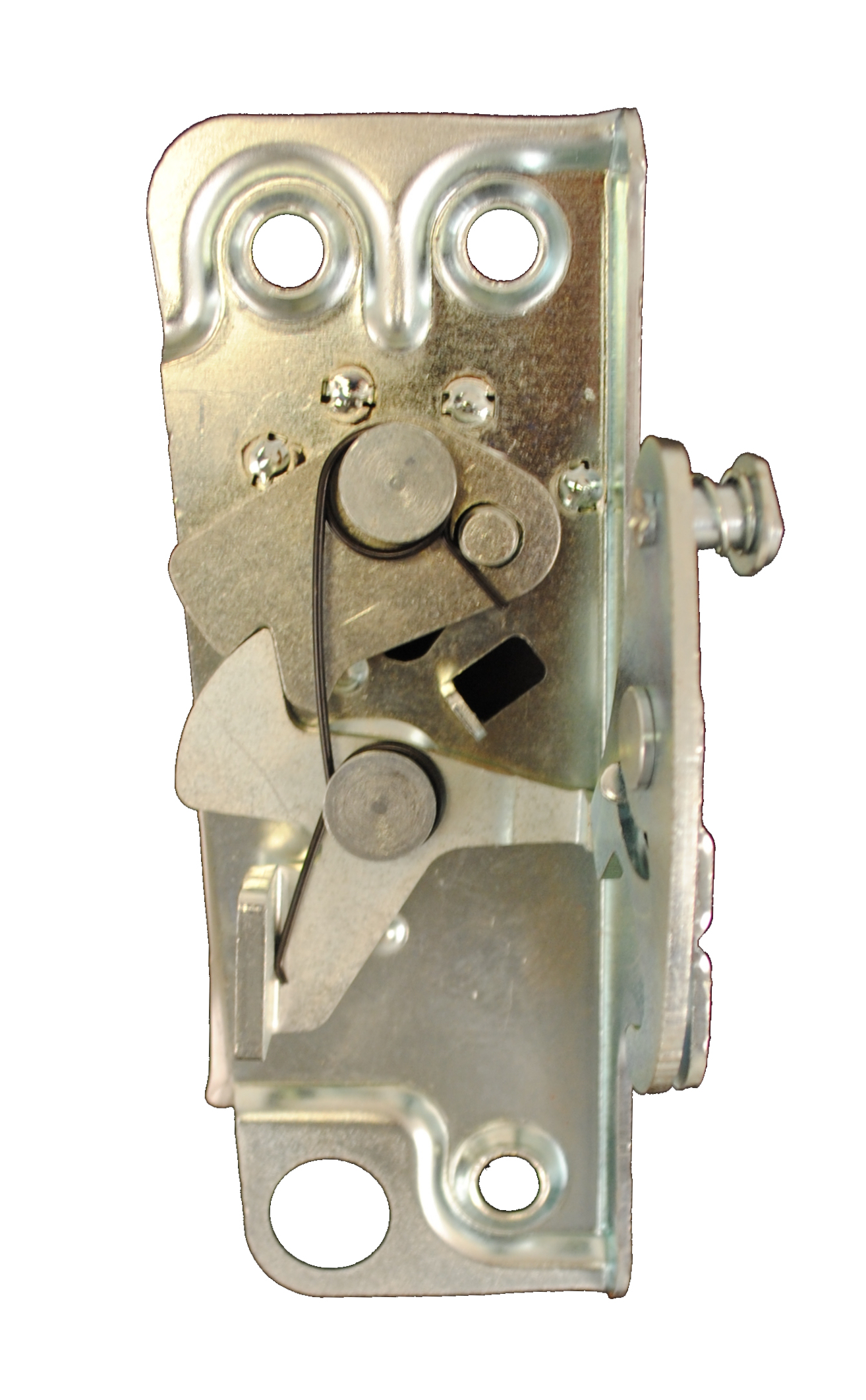 1955-59 C10 door latch assembly rt 3100/3200/3600
