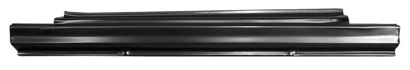 1960-66 C10 slip-on rocker panel rt