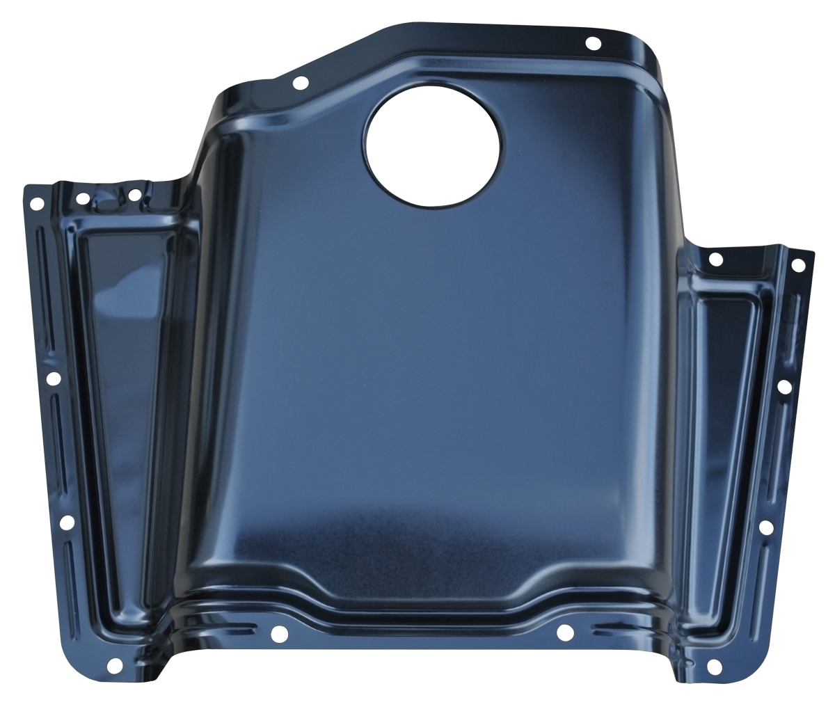 1960-62 GM truck high hump trans cover
