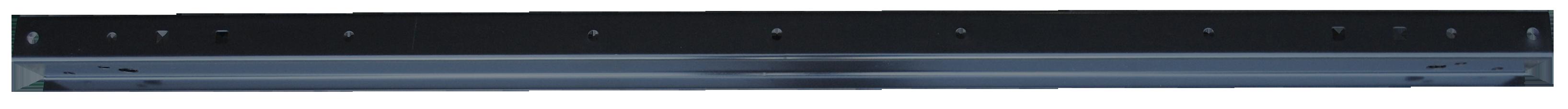 1960-62 C10 bed cross sill stepside w/bracket w/holes