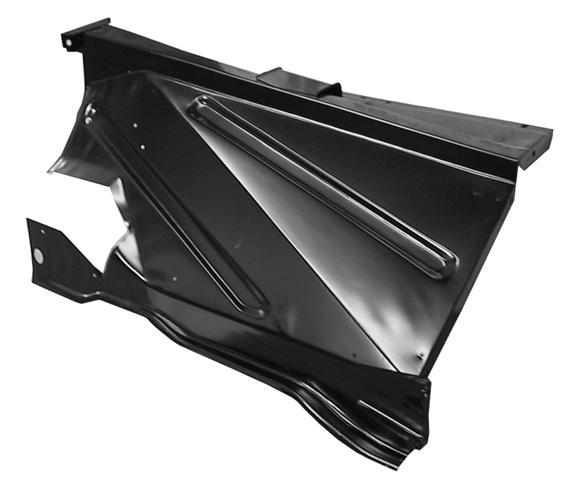 1960-66 C10 front inner fender lt