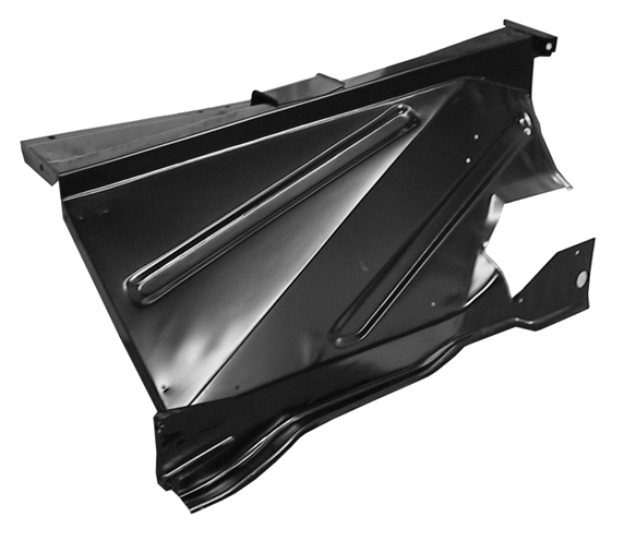 1960-66 C10 front inner fender rt