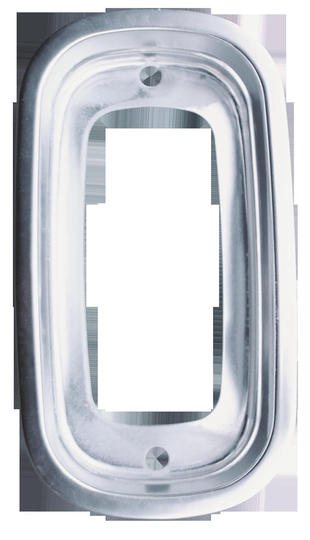 1960-66 C10 tail light bezel fleetside