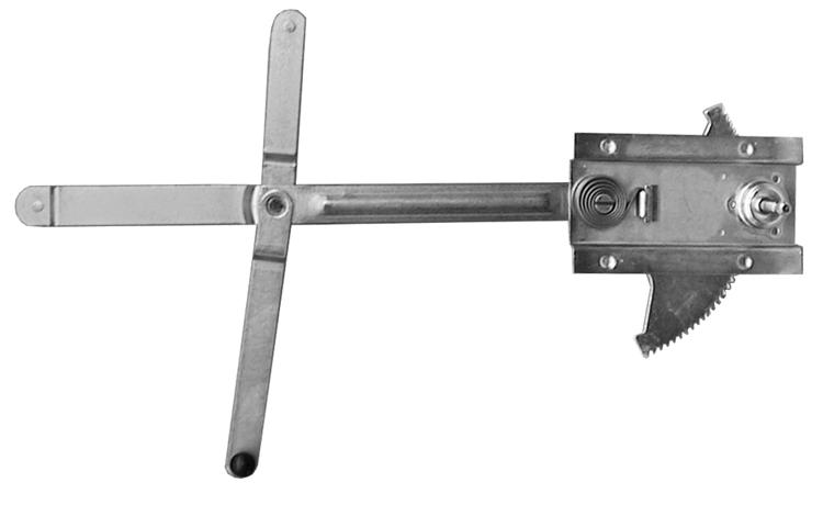 1964-66 C10 window regulator rt