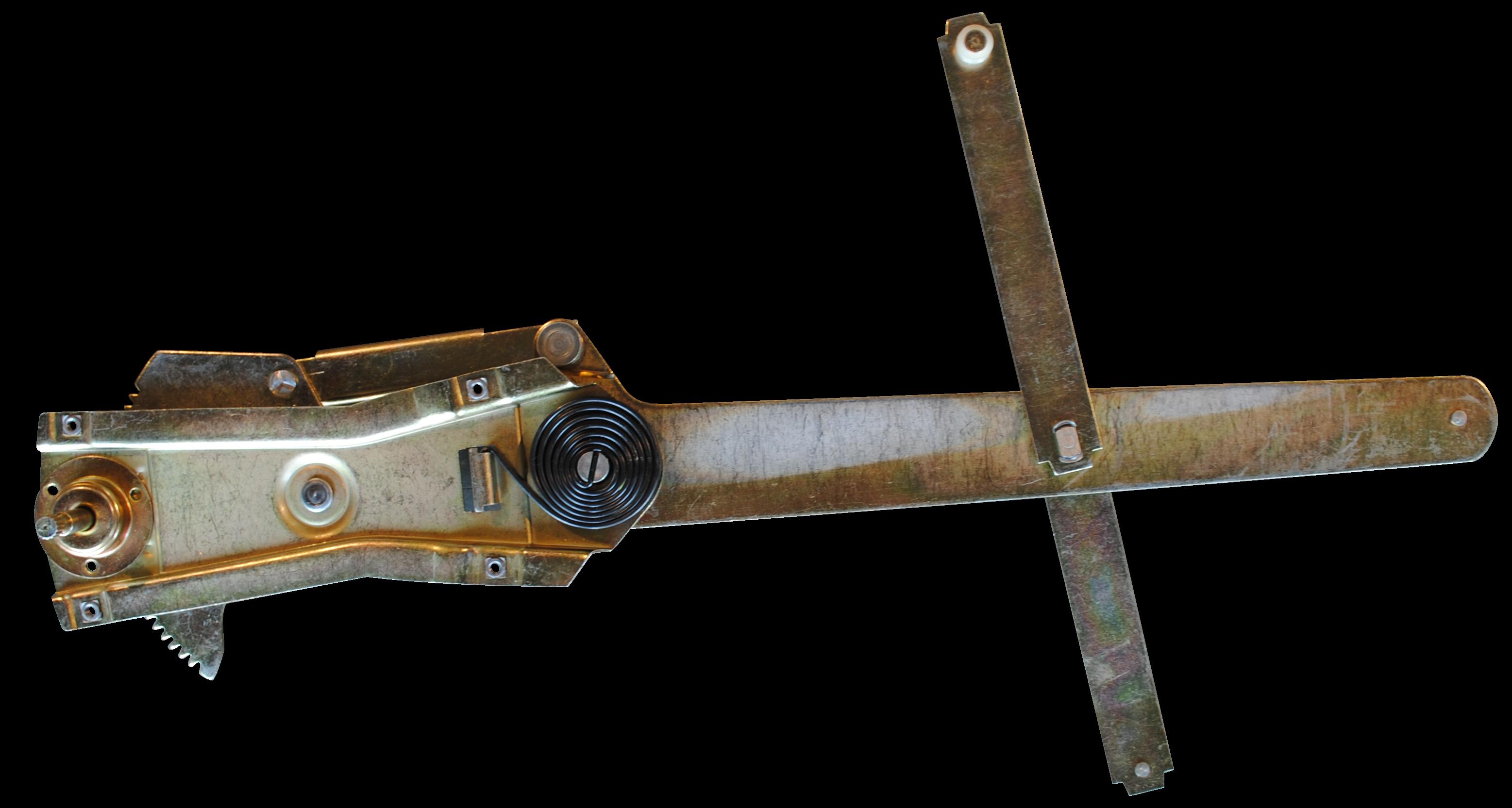 1960-63 C10 window regulator lt