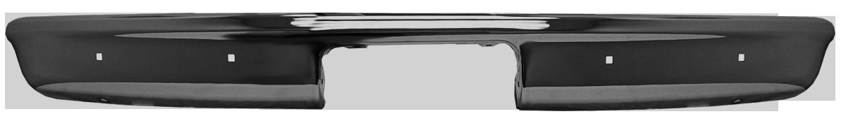 1967-72 C-10 rear bumper paintable