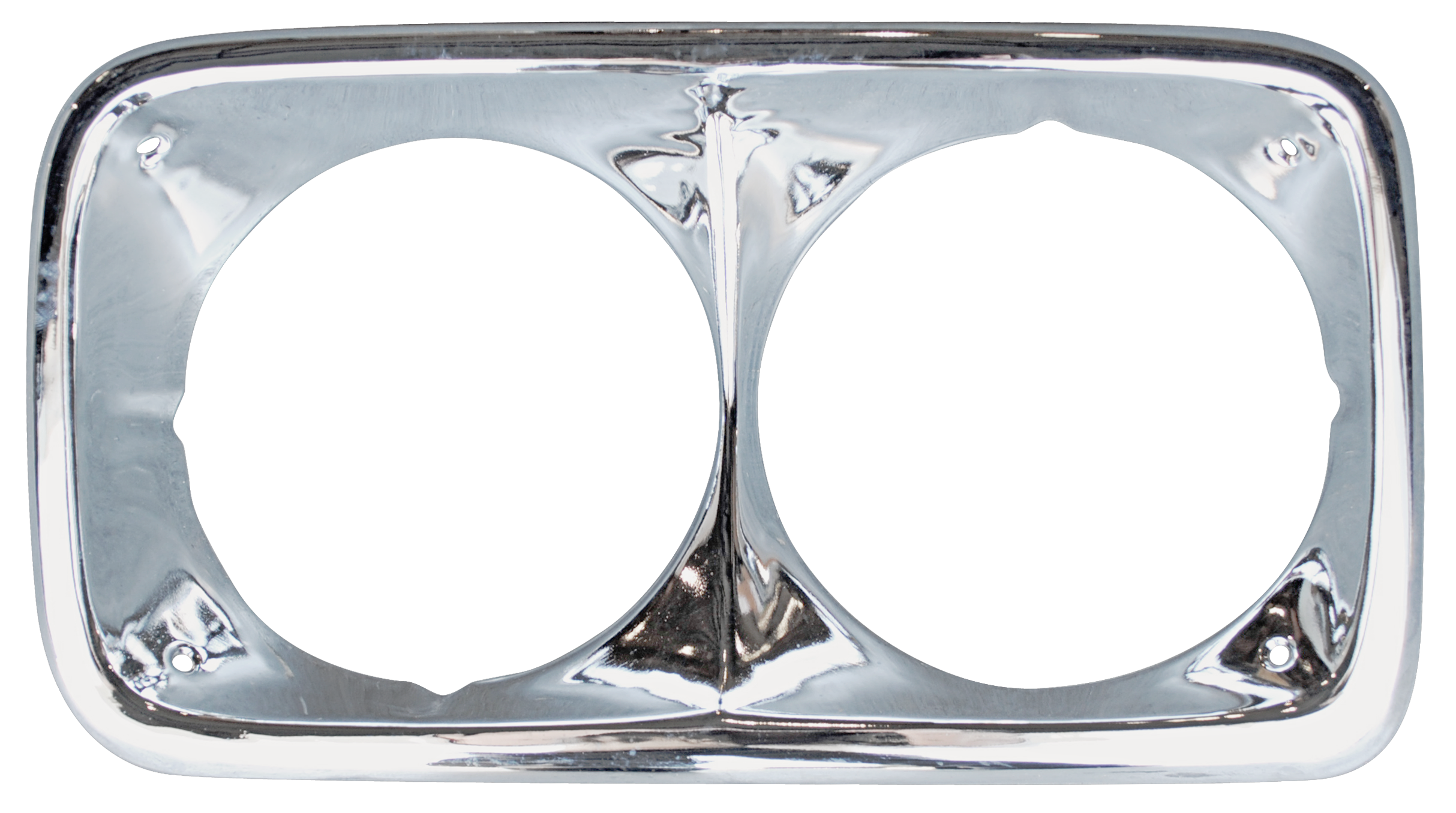 1969-72 GMC chrome headlamp bezel lt