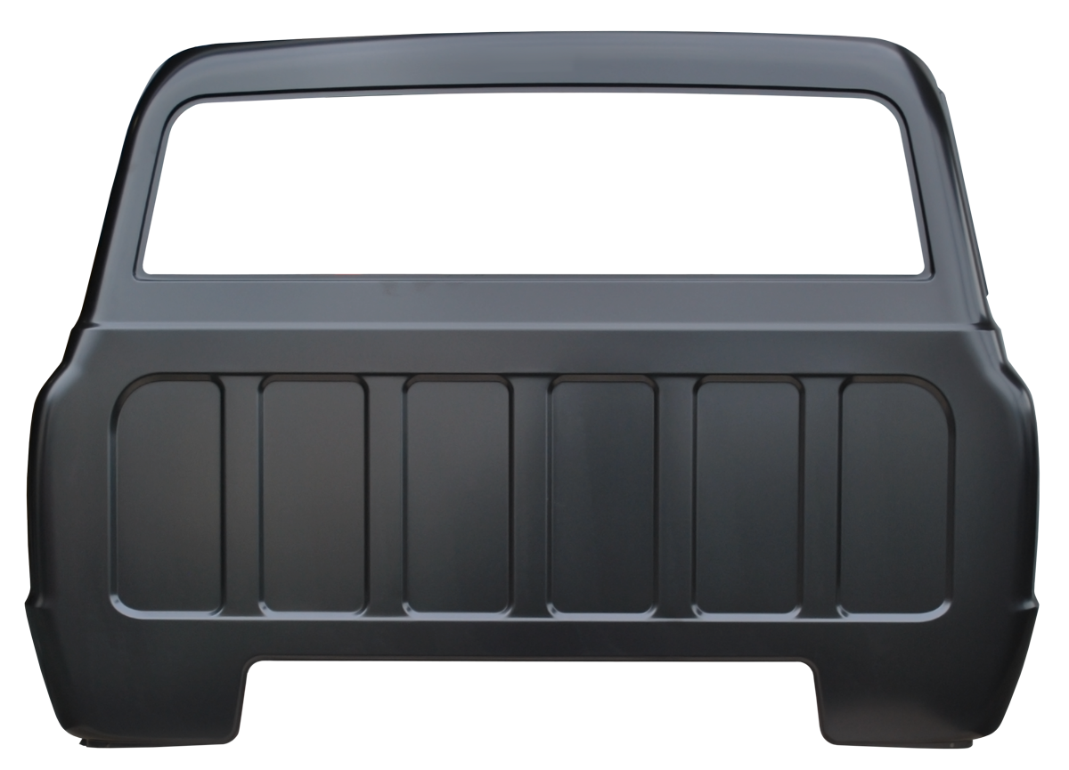 1967-72 GM Truck cab back panel with large back window