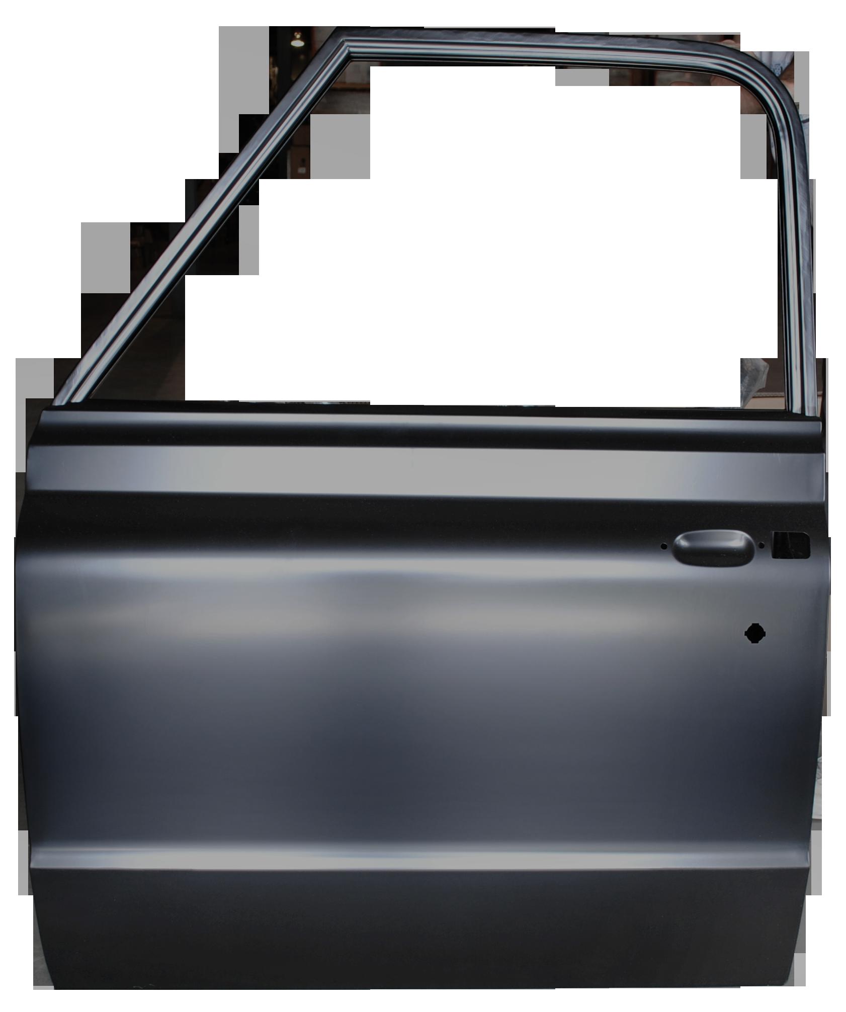 1967-71 C-10 door shell complete lt