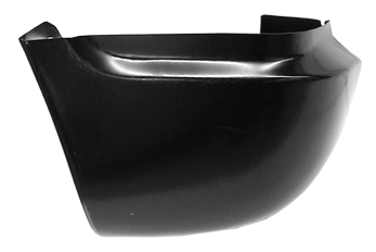 1967-72 C10 front lower fender section rt