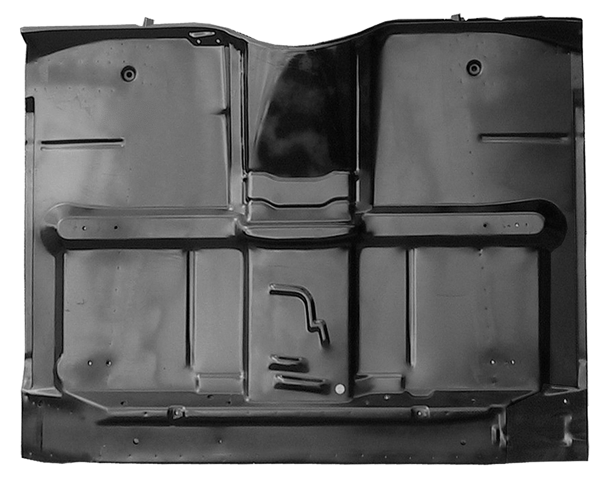 1967-72 C10 cab floor panel assembly