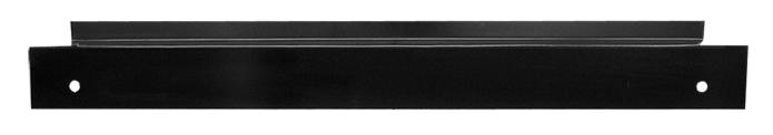 1960-72 C10 inner rocker panel backing plate