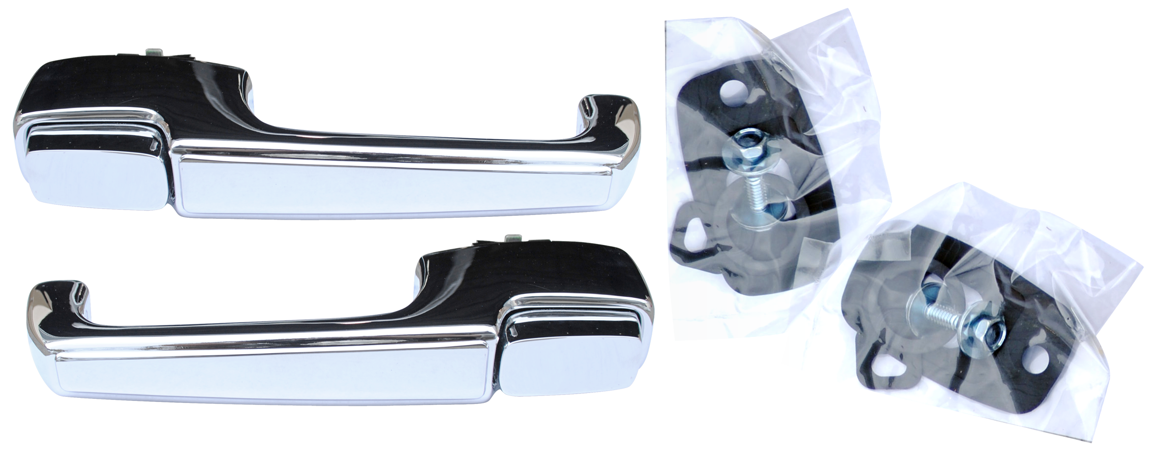 1968-72 GM truck outer door handle set