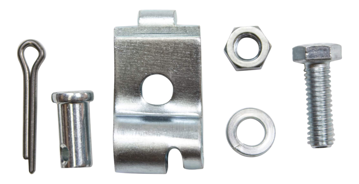 1969-72 GM Truck park brake cable retainer kit