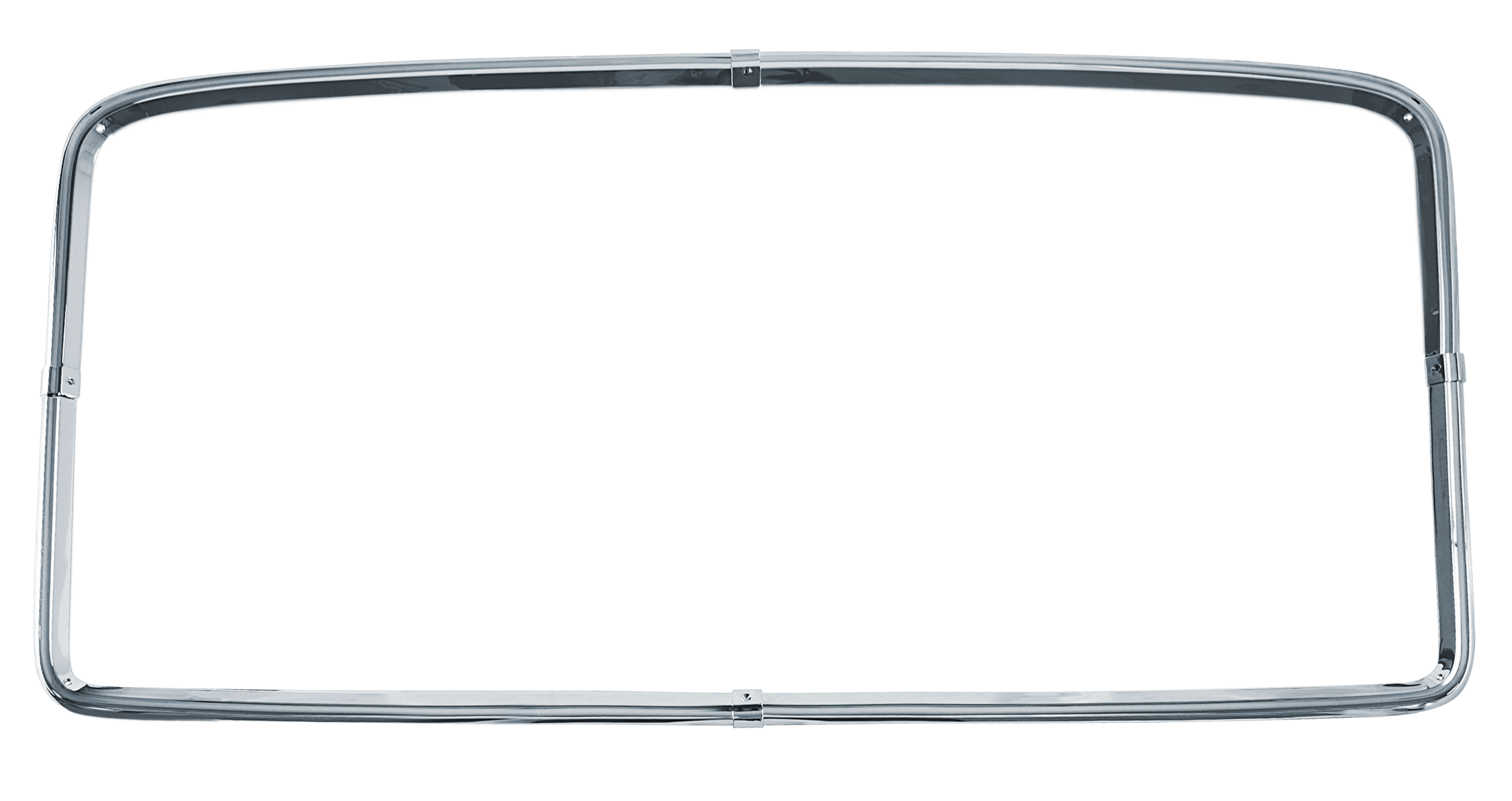 1969-72 C10 headliner trime chrome