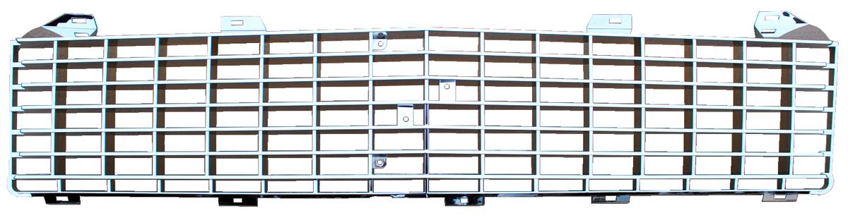 1971-72 C10 chrome grille insert