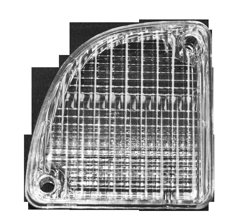 1967-72 C10 back up lamp lens fleet lt